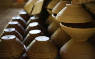 clay, jug, vase