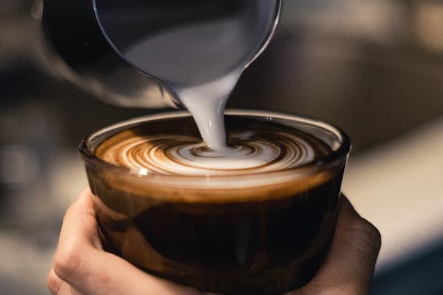 Latte (café au lait)